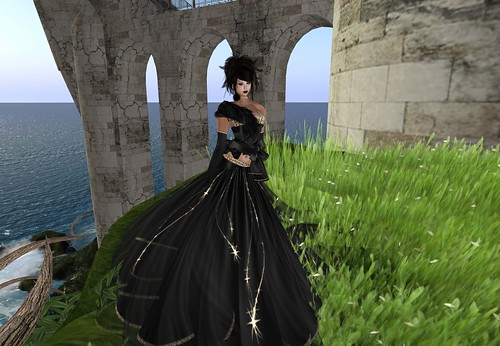 Collection Morea Style *MURIELLE Black Doree* (package for bloggers) by Cherokeeh Asteria