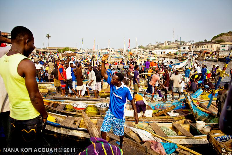 Elmina - Angry Fisherman