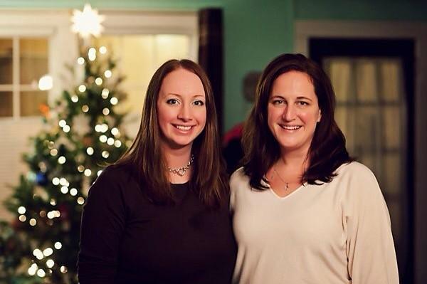 Nikki and Tara