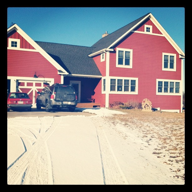 My parents new farm;)