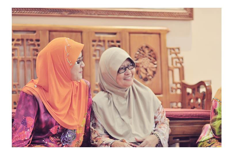 Pertunangan Farah Nadia + Khairul Amirin