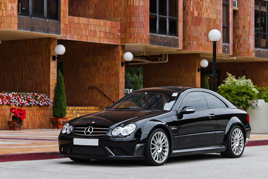 Mercedes benz clk63 amg black series for sale for Mercedes benz clk63 amg black series for sale
