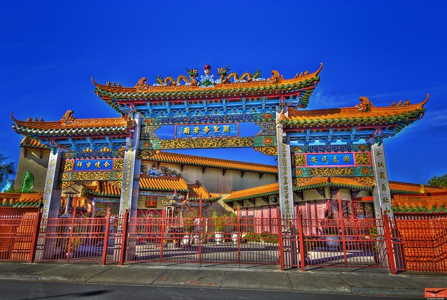 Springvale Australia  city photos : Chinese Temple, Springvale, Melbourne Australia | Flickr Photo ...
