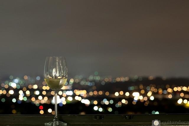 Um brinde ao novo ano