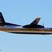 Golden Knights Fokker F-27-400M