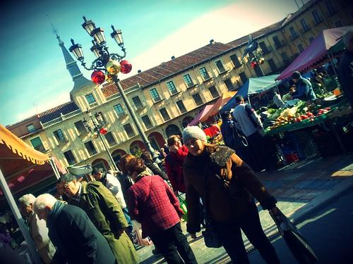 ...mañana de mercado... by Garbándaras