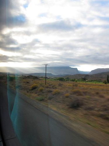 south africa bus countryside by danalynn c