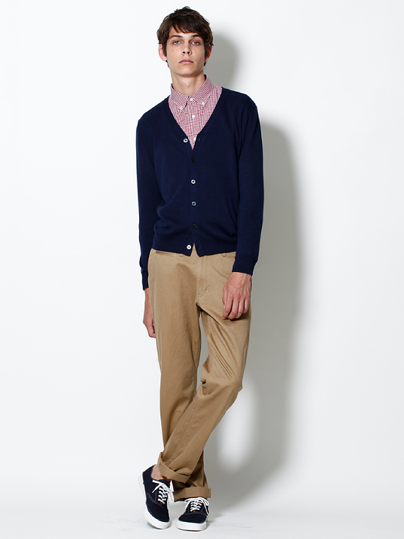 UNIQLO EARLY SPRING STYLE FOR MEN 2012_003Ethan James
