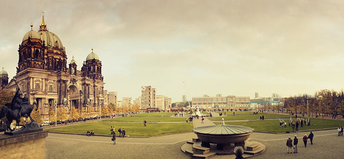 Berlin from Altes Museum