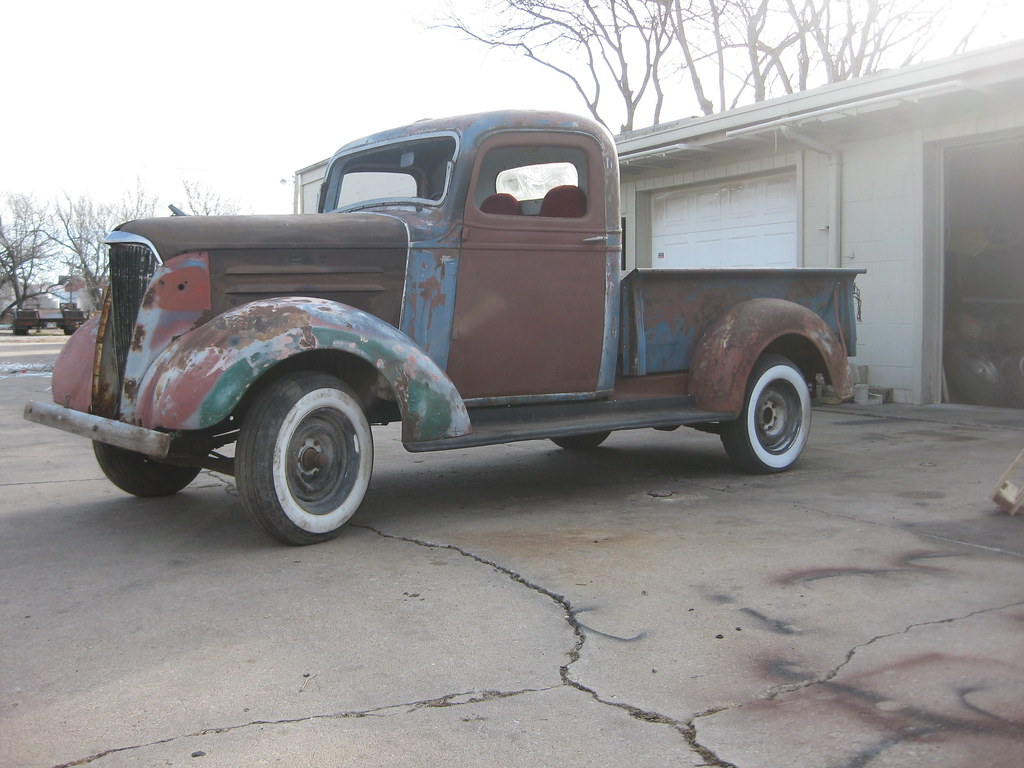 1937 Chevy Pickup for Sale Craigslist