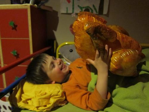 inflatable turkey IMG_8967