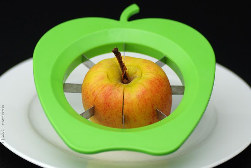 Apfelstückchen leicht gemacht