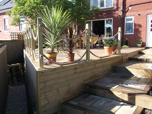 Decking stain tanalised decking stain for Tanalised timber decking