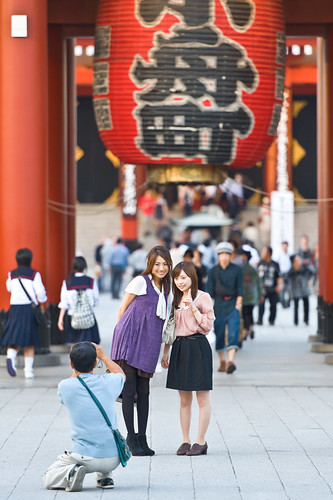 Asakusa people | by pouchin