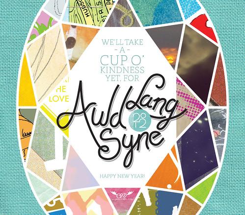 Auld Lang Syne Wallpaper