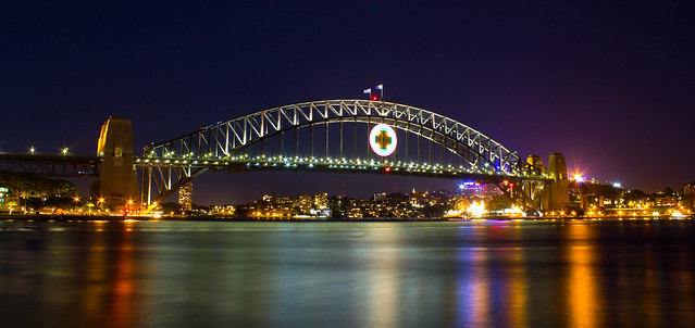 Harbour Bridge from Opera House