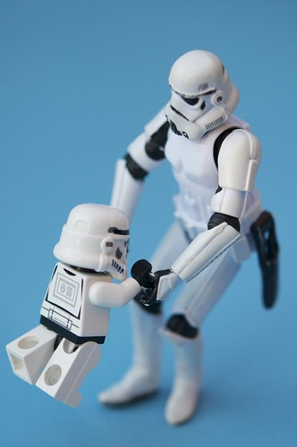 Alternative version of Merry Go Round (Stormtrooper version) by Kalexanderson