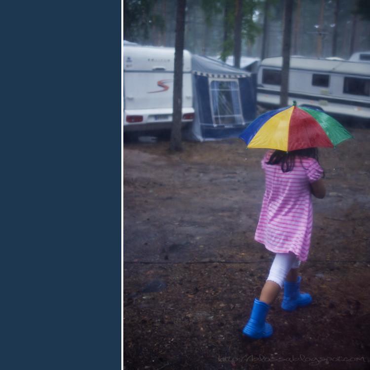 juli paraply