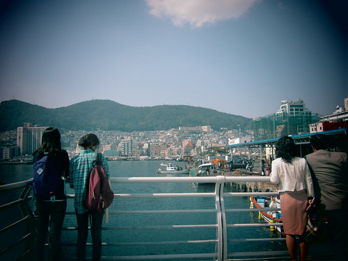 fell in love with Busan