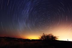 [フリー画像素材] 自然風景, 空, 夜空, 星 ID:201201101600
