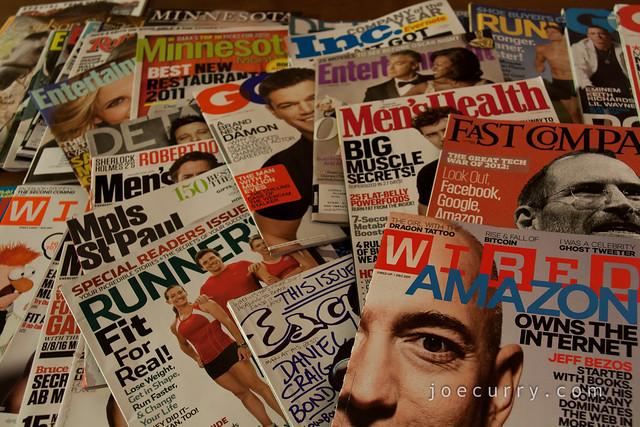 Periodical reading