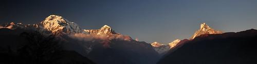 travel nepal nikon tripod fx ghandruk d700