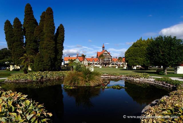 Government Gardens - Rotorua, New Zealand