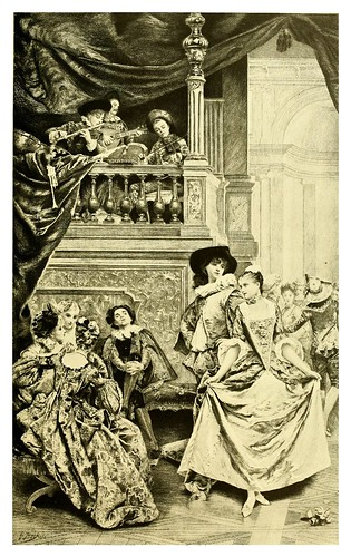026-El Menuet-The music of the modern world illustrated in the lives and works…Vol 2-1895