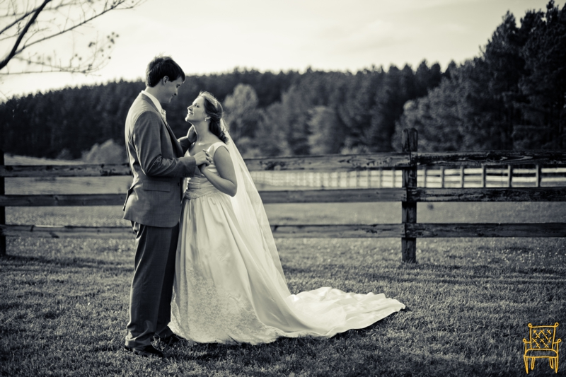 gray and yellow outdoor vintage wedding_062