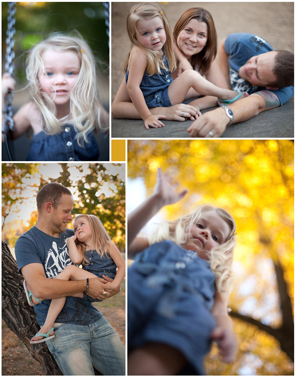 Family Portrait Shoot Highlights Variety A