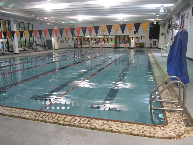 the pool at the newark oh ymca flickr photo sharing