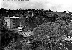 Mill Inn Bridge c1901