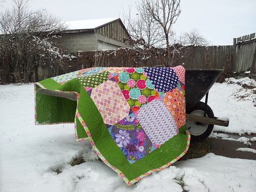 Terrain quilt fr Don't Call Me Betsy! actionshot#3