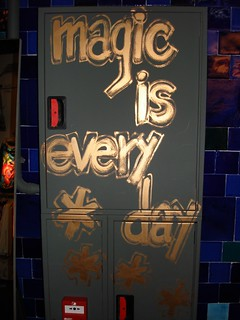 Magic is every day