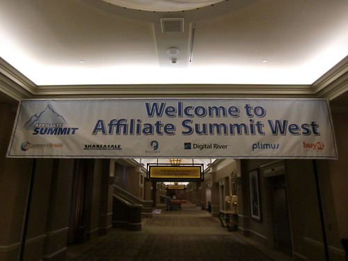 Welcome to Affiliate Summit West 2012
