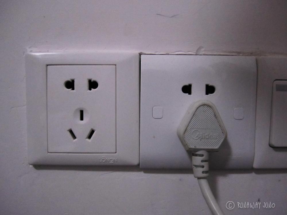 Universal Plug in China
