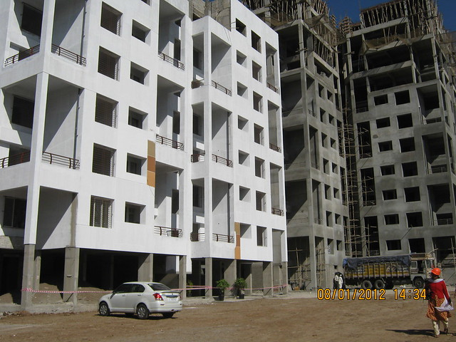 Al-Track Group's Zig Solis, Ziggurat Phase 2, 2 BHK & 2.5 BHK Flats on Katraj Dehu Road Bypass at Ambegaon Budruk, Pune 411 046 IMG_9220