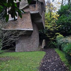 andré bloc, sculpture-habitacle 3, la tour, meudon, paris, france 1966