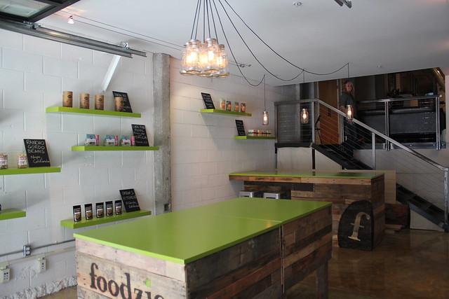 Foodzie Tasting Room