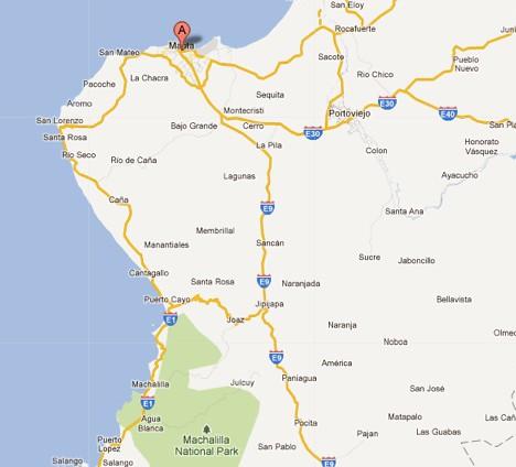 google-map-las-palmas