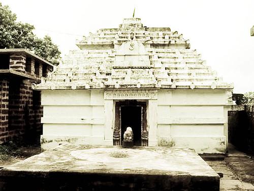 Isanesvara Temple, Aragada, Puri