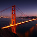 Golden Gate at Sunset by pongky ©