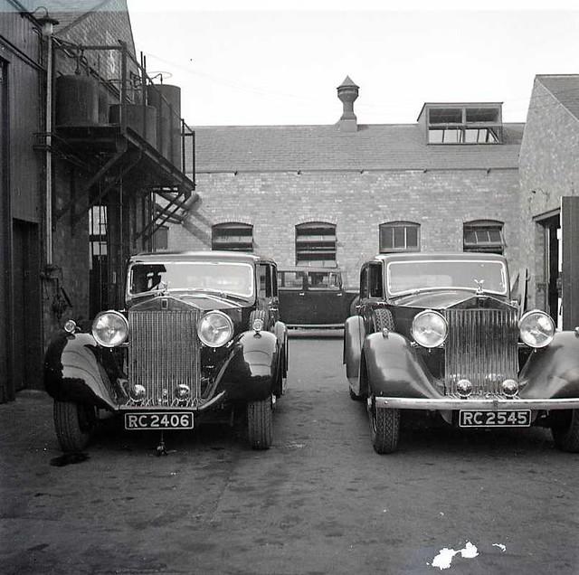 Experimental Rolls-Royce's