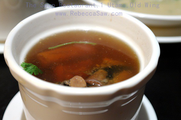 the soup restaurant, 1 utama-3