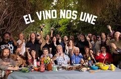 Marketing vitivinícola: «El vino nos une» contra el «igualismo» y «desubicados»