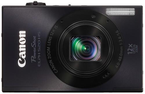 Canon ELPH 520 HS / IXUS 500 HS