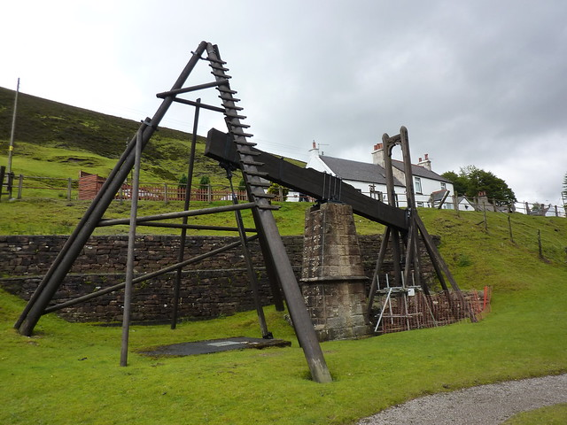 The Wanlockhead Beam Engine