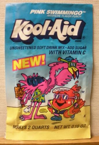 Kool Aid Pink Swimmingo