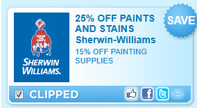 Sherwin Williams Coupon