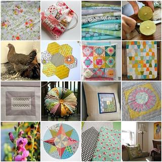 Pillow Talk {Swap} Inspiration Mosaic